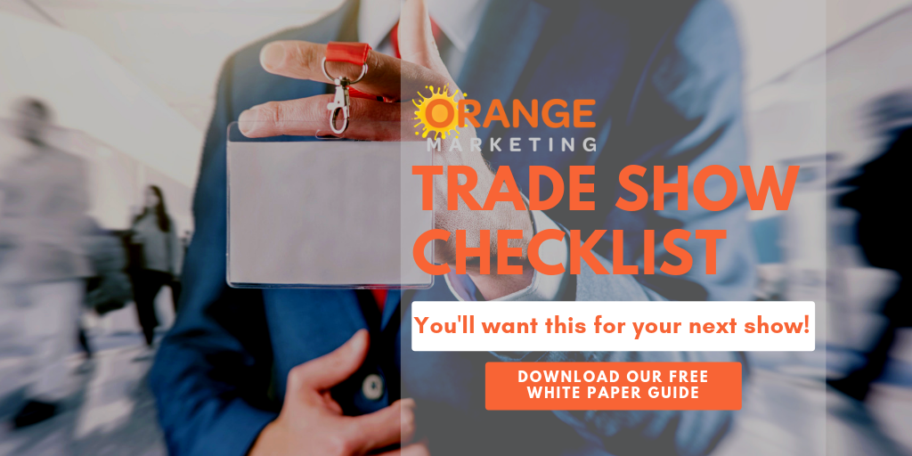 Trade Show Marketing Checklist